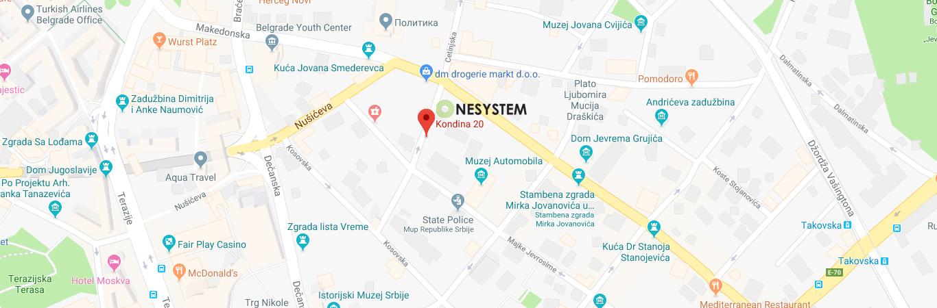 Onesystem location