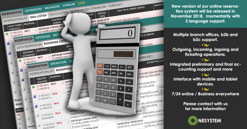 How does Onesystem calculate an accommodation offer?